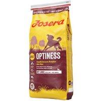Sonderpreis: Josera Optiness Hundefutter ohne Mais - 15 kg