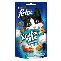 6 + 2 gratis! 8 x 60 g Felix KnabberMix - Grillspaß