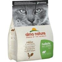 Almo Nature Holistic Anti Hairball Huhn & Reis - 2 kg