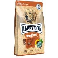 Happy Dog NaturCroq Rind mit Reis - 15 kg