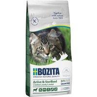 Bozita Grainfree Active & Sterilised Lamm - 10 kg