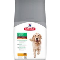 Hill's Adult Large Breed Perfect Weight con pollo - 12 kg