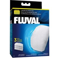 Fluval Feinfilterpads - 3er Set, 104/105+204/205