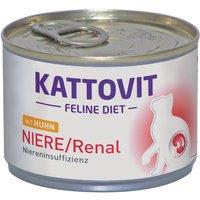 Kattovit Kidney/Renal (Renal Failure) 6 x 175g - Chicken