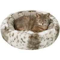 Trixie Plush Cat Bed Leika - Beige - Diameter 50cm
