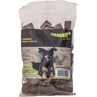 CANIBIT Cookies with Ostrich & Venison - 825g