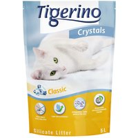 Tigerino Crystals Silicate Cat Litter - 3.6 litre