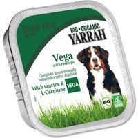 Yarrah Organic Vegetarian Chunks with Rosehip - 6 x 150g