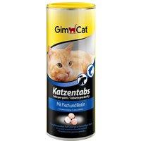 GimCat Tabs with Fish & Biotin - 350 Treats