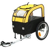 Remolque para perros Mini Bee - Enganche de remolque para 2ª bicicleta