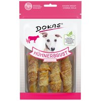 Dokas Chicken Breast Chew Wrap - Saver Pack: 5 x 90g