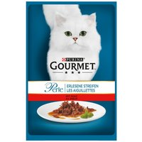 Gourmet Perle 24 x 85g - Duetto di Carne with Veal & Duck