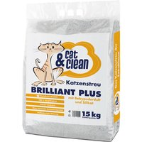Cat & Clean Brilliant Plus - 15kg