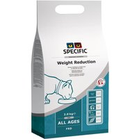 Specific Cat FRD Weight Reduction - 7.5kg