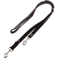 Hunter Nylon Dog Lead - Black - 200cm