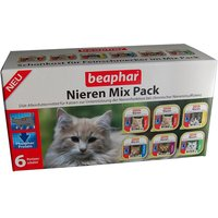 beaphar Renal Diet Mixed Trial Pack 6 x 100g - 6 Varieties