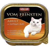 Animonda vom Feinsten Adult 6 x 100g - Poultry & Veal