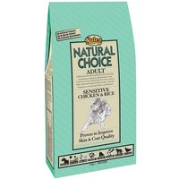 Nutro Natural Choice Adult Sensitive Chicken & Rice - 12kg