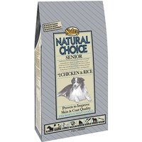 Nutro Natural Choice Senior Chicken & Rice - 10kg