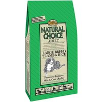 Nutro Natural Choice Adult Large Breed Lamb & Rice - 15kg