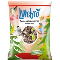 Lillebro Sunflower Seeds for Wild Birds - 5kg