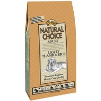 Nutro Natural Choice Adult Light Lamb & Rice - Economy Pack: 2 x 10kg