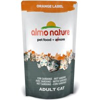 Almo Nature Orange Label Economy Packs 3 x 750g - Chicken