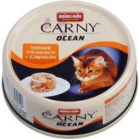 Animonda Carny Ocean 24 x 80g - White Tuna & Beef