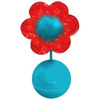 KONG Bat-A-Bout Flower - 1 Toy