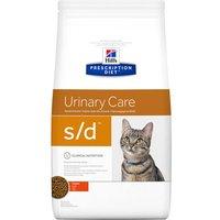 2x5kg s/d Feline Croquettes pour chatHill's Prescription Diet