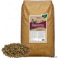 Lecho de paja granulada para roedores Hansepet Natur - 60 l (aprox. 24 kg)