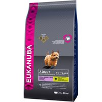 Eukanuba Small Breed Adult - Chicken - Economy Pack: 2 x 7.5kg