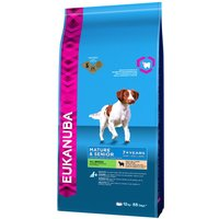 Eukanuba Mature & Senior - Lamb & Rice - Economy Pack: 2 x 12kg