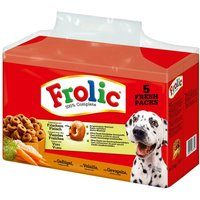 Frolic Complete with Poultry - Economy Pack: 2 x 7.5kg
