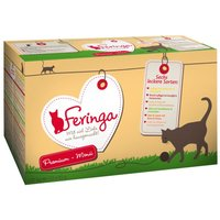 Feringa Pouches Saver Pack 24 x 85g - Poultry with Carrots & Dandelion