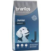 Briantos Junior Chicken & Rice - Economy Pack: 2 x 14kg