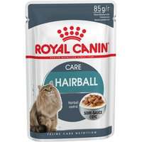 Royal Canin Hairball Care in Gravy - 12 x 85g