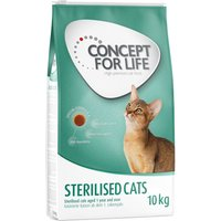 Concept for Life Economy Packs - Outdoor Cats (2 x 3kg)