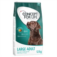 Concept for Life Economy Packs - Mini Adult (2 x 4kg)