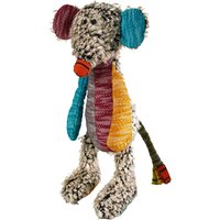 Hunter Patchwork Hobbs Mouse Toy - approx. 45cm
