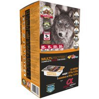Alpha Spirit Dog Food Mixed Pack - 2 x 9.45kg