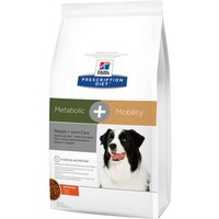 Hills Prescription Diet Canine - Metabolic & Mobility - 12kg