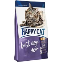 Happy Cat Senior Best Age 10+ Dry Food - Economy Pack: 2 x 4kg