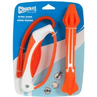 Chuckit! Ultra Sling - Size M: assorted orange, green or blue