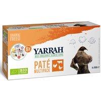 Yarrah Bio Wellness Pt Multipack 6 x 150g - 3 Varieties