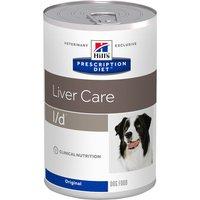 Hills Prescription Diet Canine l/d Liver Care - 12 x 370g