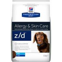 Hills Prescription Diet Canine z/d Food Sensitivities Mini - Economy Pack: 2 x 6kg