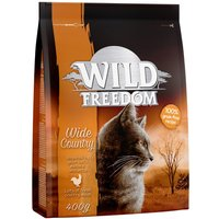 Wild Freedom Adult Wide Country - Poultry - Economy Pack: 3 x 2kg