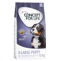 Concept for Life X-Large Puppy - 1.5kg