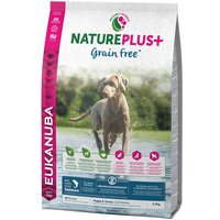 Eukanuba NaturePlus+ Grain-Free Puppy - Salmon - 14kg